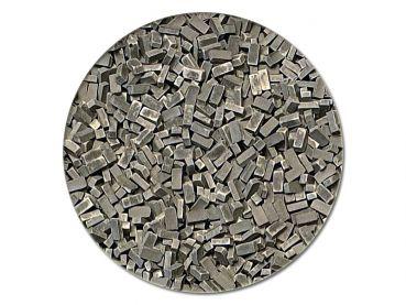 Ziegel (NF) dunkelgrau, 9.000 Stück, Spur TT 1:120, N 1:160