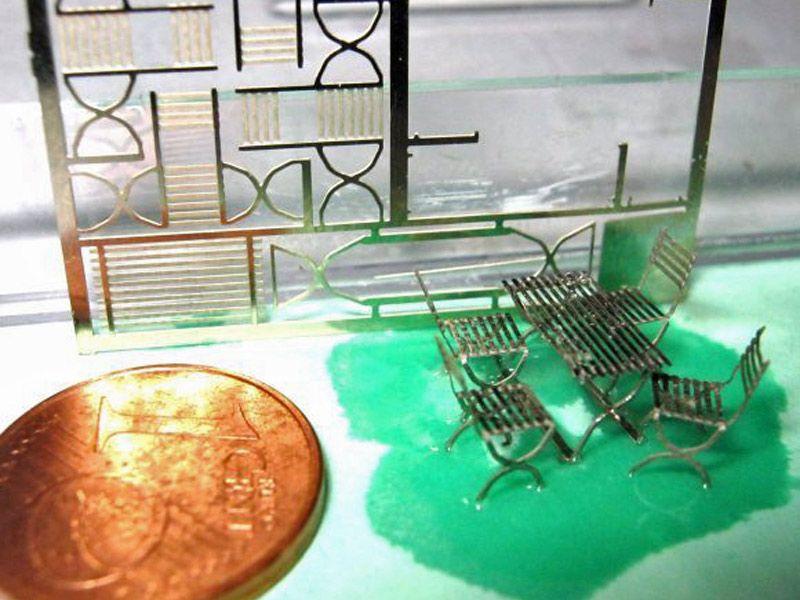exklusiv Gartenmöbel 2 Tische 8