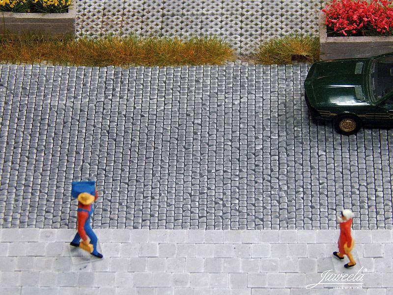 20034 für die Spur H0 1:87 Stahlbetonplatten Art.-Nr